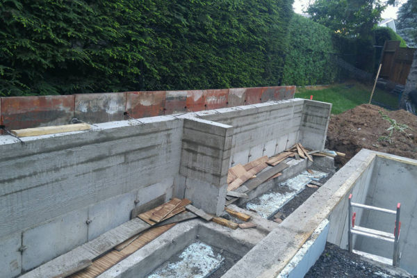 Residential and Commercial Formwork